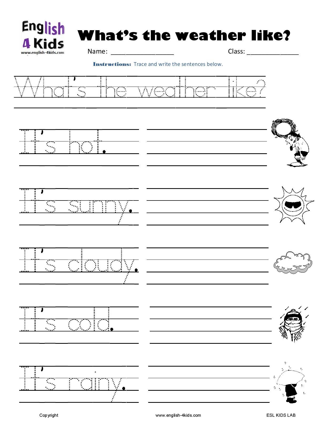 Weather Writing Page 001