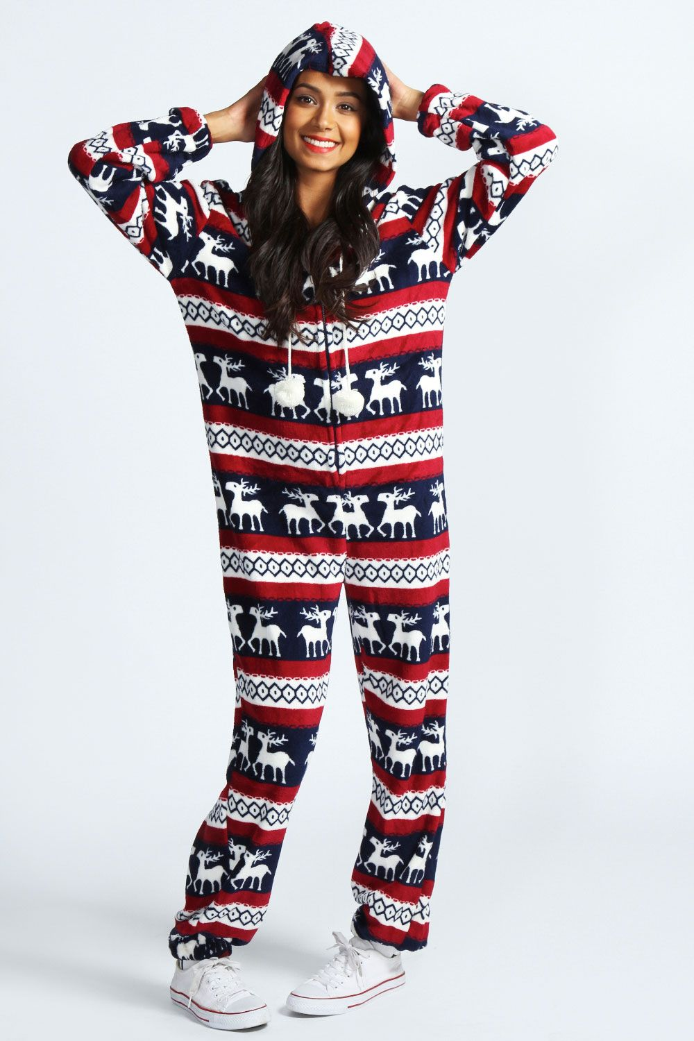 Boohoo Adult Christmas/Novelty Onesie Christmas
