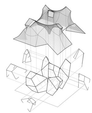 Whiteout | Open Source Architecture | Archinect | Dwgs >