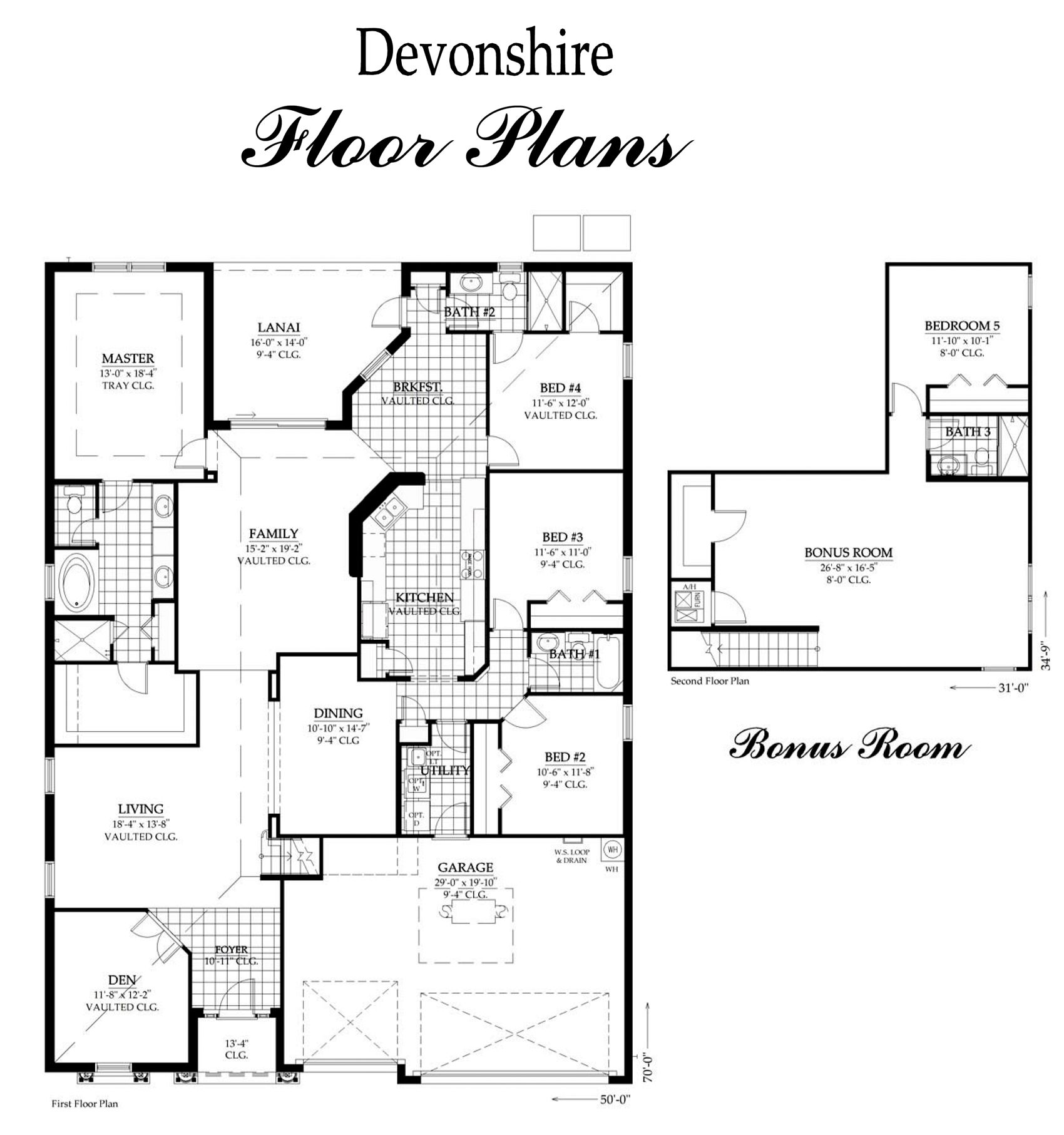 wiring diagram database  the devonshire with bonus room is a lot of home  for the