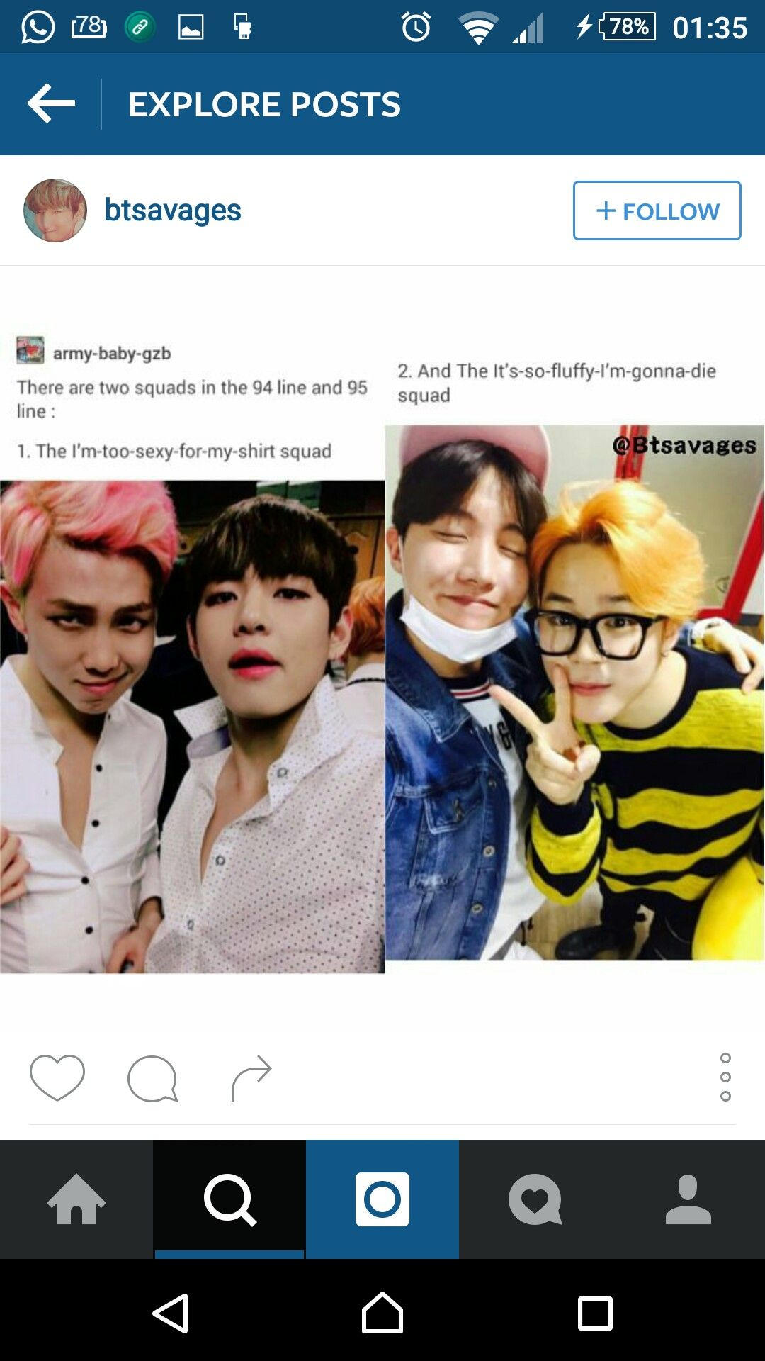 Taehyung and Jimin are interchangeable Kpop Pinterest