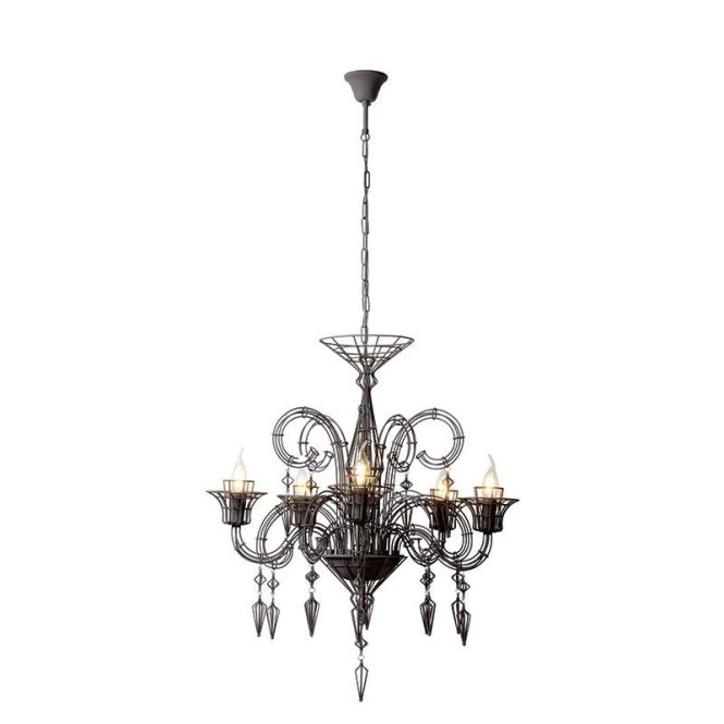 Lucide Louise 5 Light Chandelier Lighting Direct