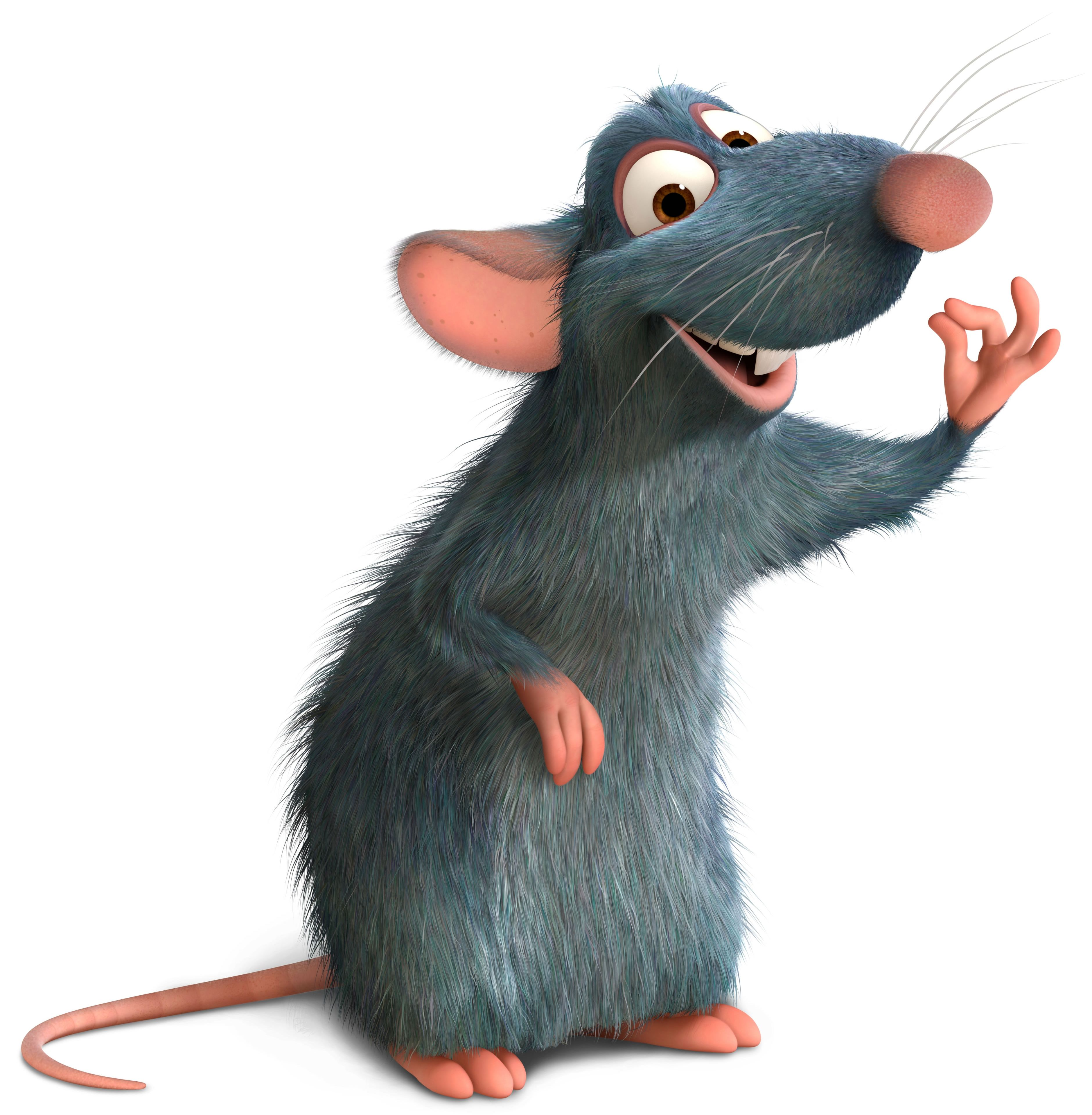 Ratatouille The Cooking Rat Pixar