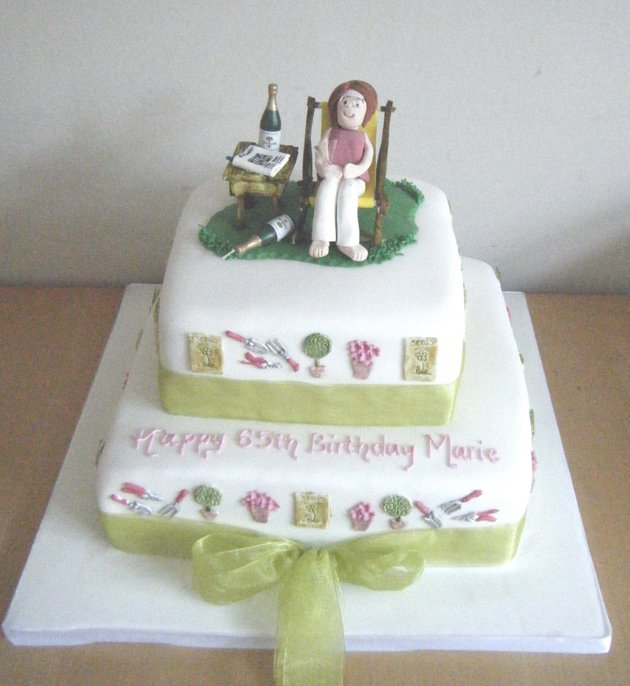 Retirement Cake Ideas