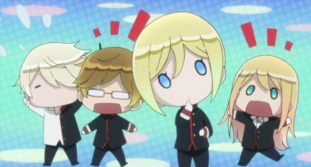 The Royal Tutor Review chibi