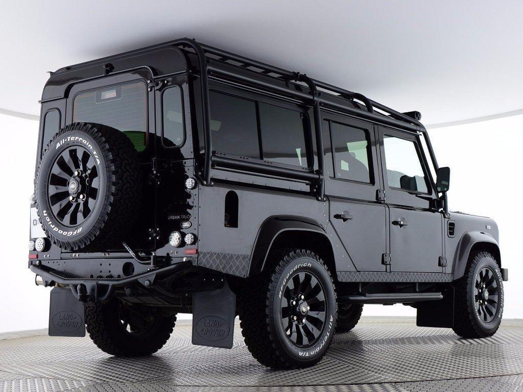 2015 Land Rover Defender 110 2.2 D XS Station Wagon 5dr