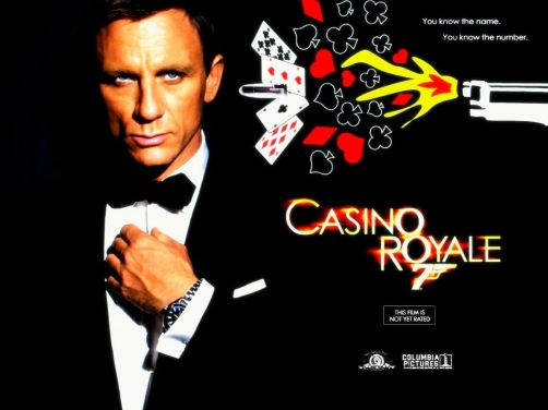 Image result for casino royale bond posters