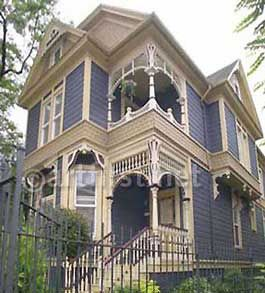 Paint Victorian House Colors For Homes