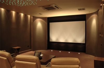 Home Theater Paint Colors The Best Color Scheme You Have Seen For An Ht Room