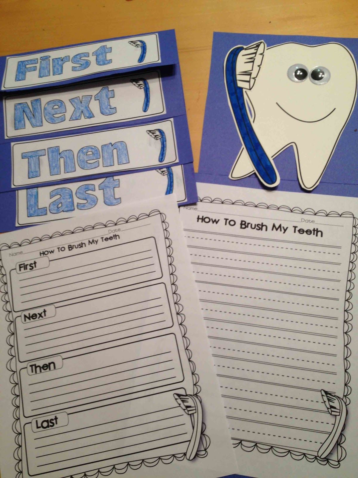 The Lesson Plan Diva How To Writing And Non Fiction Activities