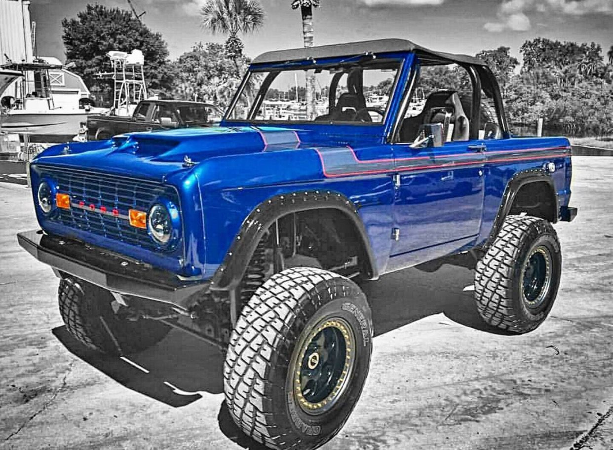 Ford Bronco Ford Bronco Pinterest Ford bronco, Ford