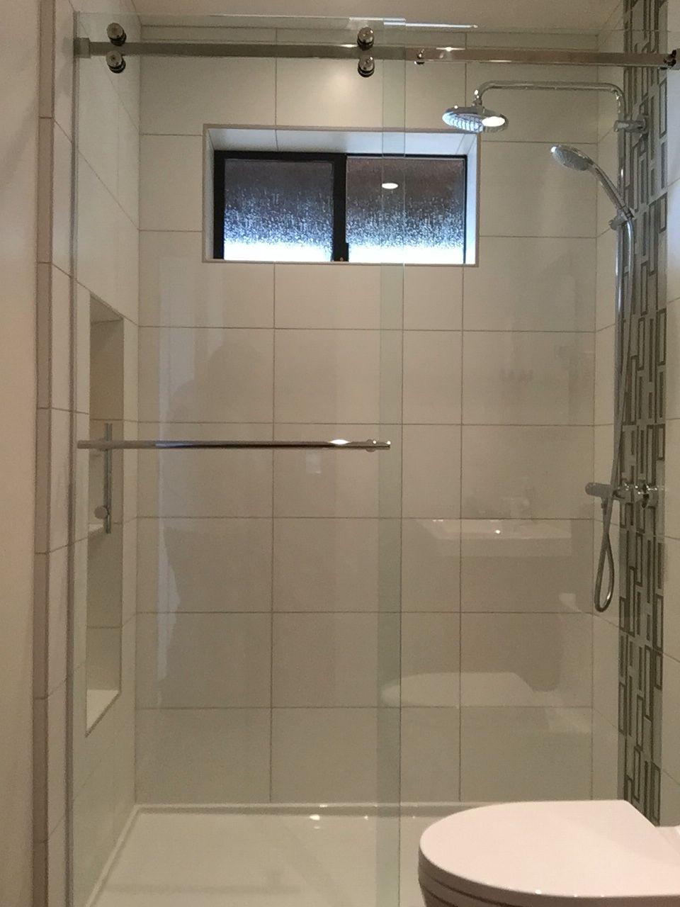 Serenity Series Frameless Sliding Shower Enclosure 38