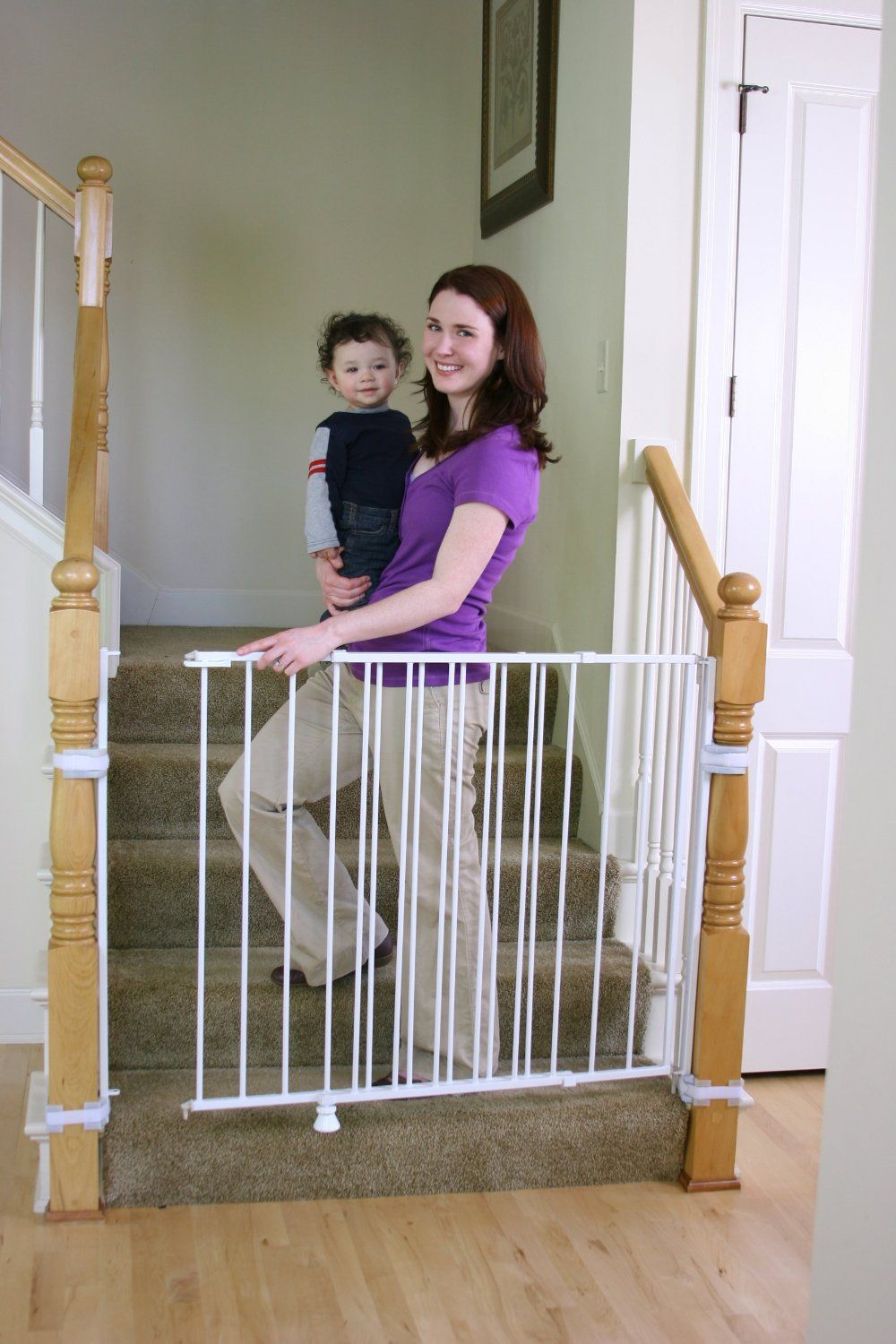 Best Baby Gates For Stairs With Banisters Guide and