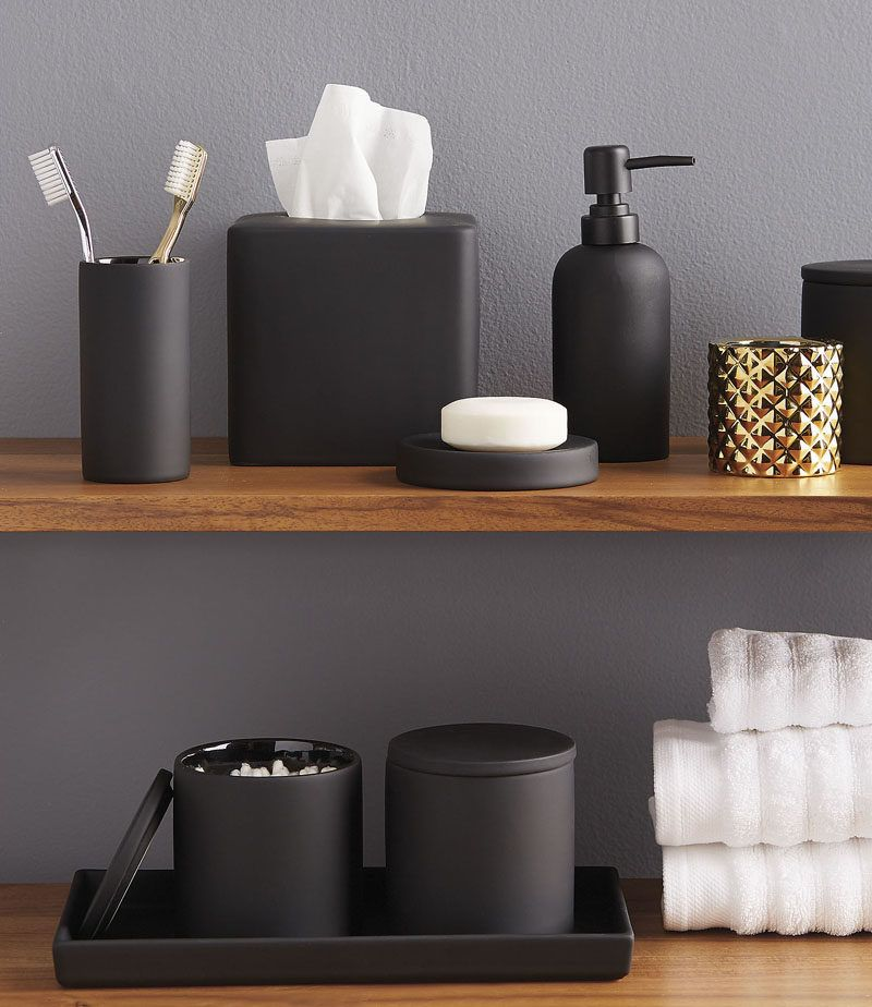 13 Ideas For Creating A More Manly, Masculine Bathroom ...