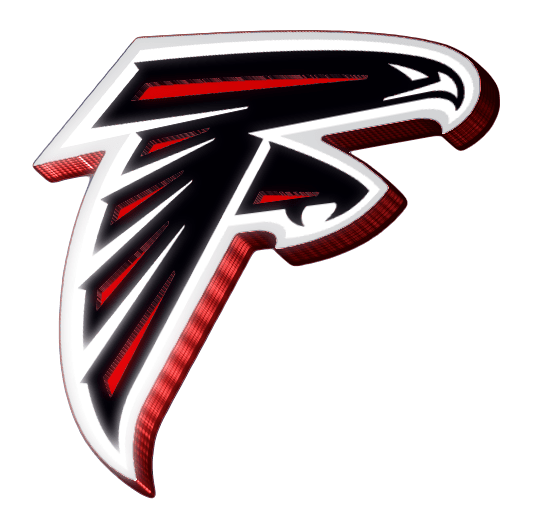 falcons Atlanta Falcons The bird forms an F Favorite