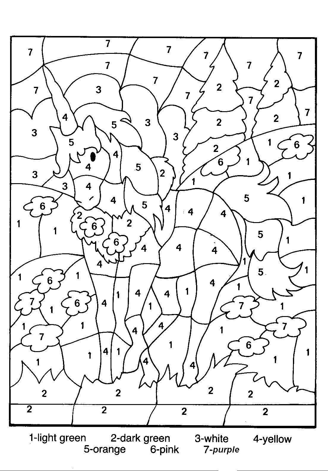 1000 images about coloring pages on pinterest color by numbers