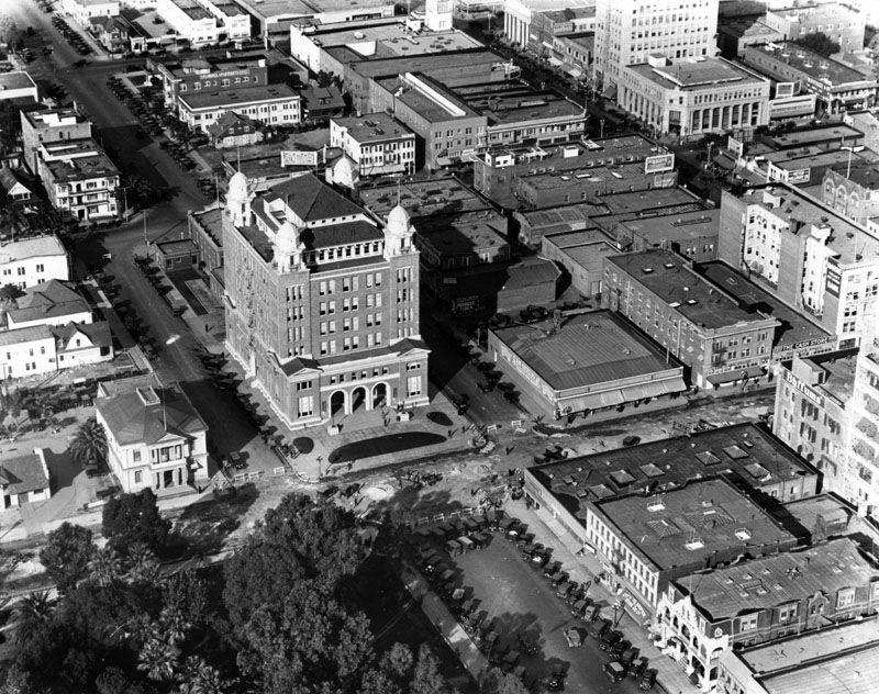 1930's Long Beach. LONG BEACH & SAN PEDRO OLD PHOTOS