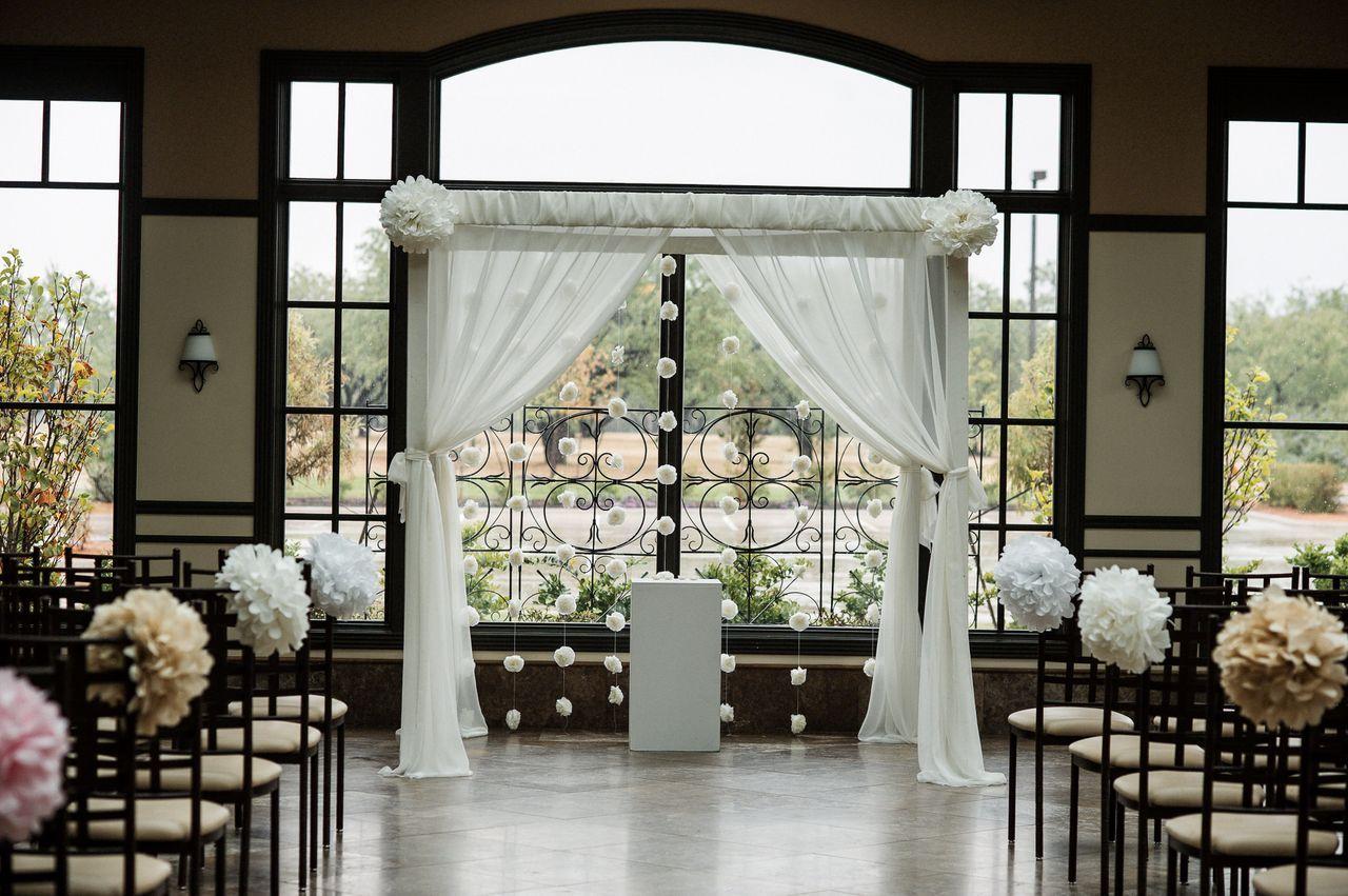 Magazineworthy DIY wedding backdrop WEDDING IDEAS