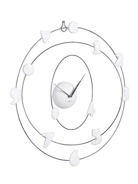 Dcoration Intrieure Pendule Murale Salon Design Horloge