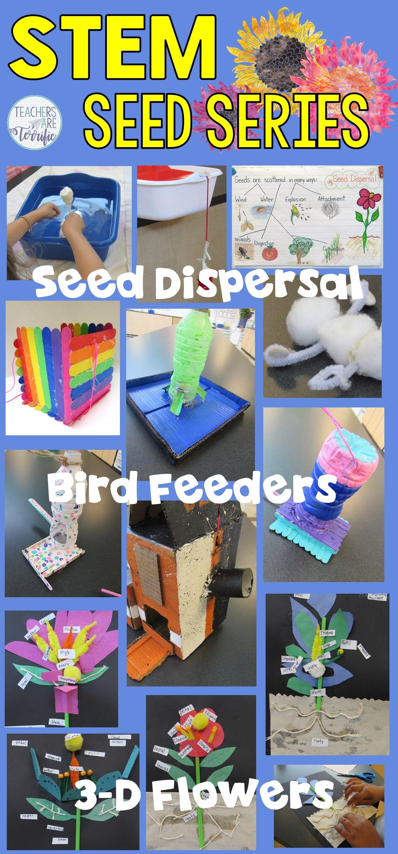 Stem Activities Challenge Seed Series Bundle
