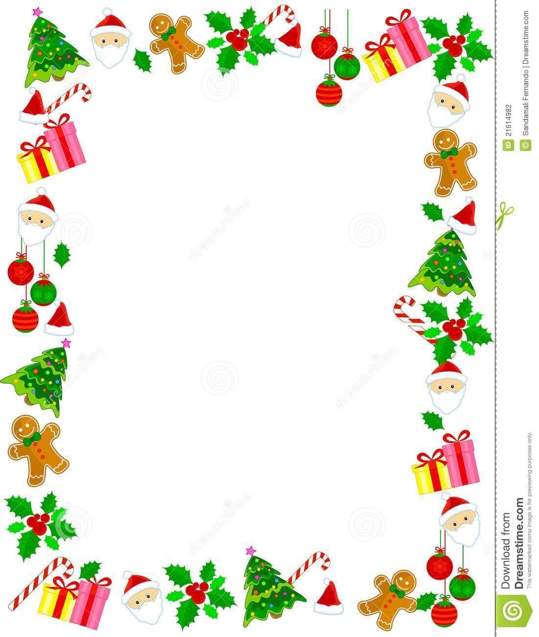 Christmas Border / Frame Download From Over 50 Million