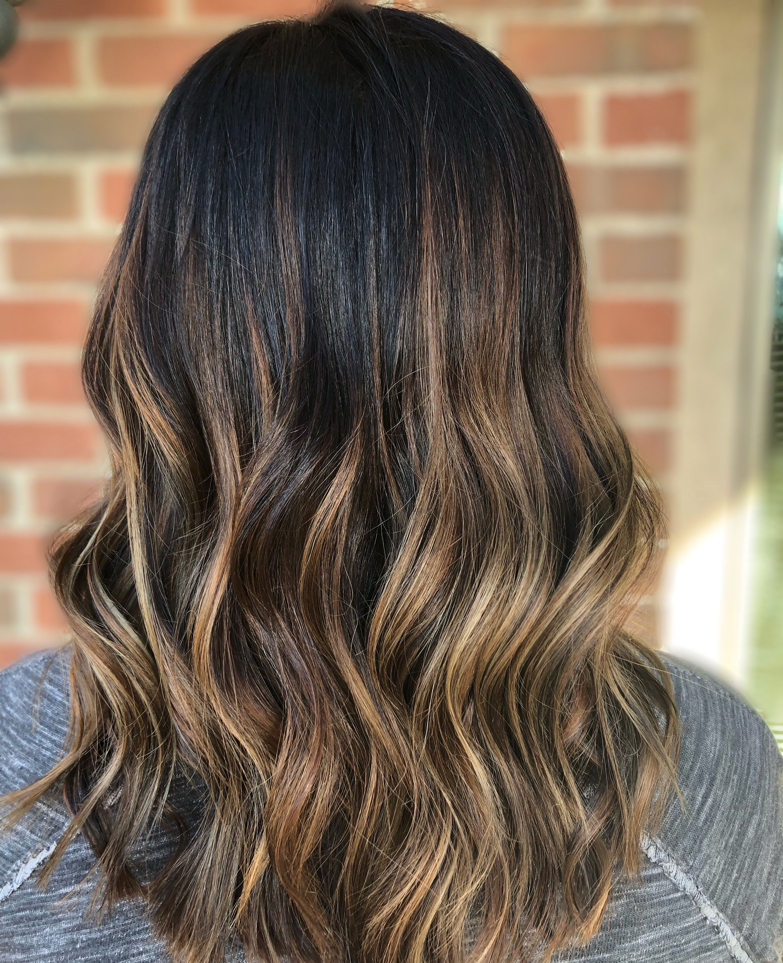 Beige brown balayage by instagram blakeatcharlespenzone