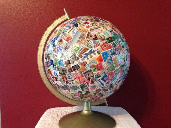 Best 25 Postage Stamp Art Ideas On Pinterest Stamp