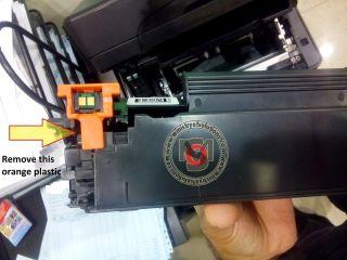 HP Printer 10.1000 Supply Memory Error