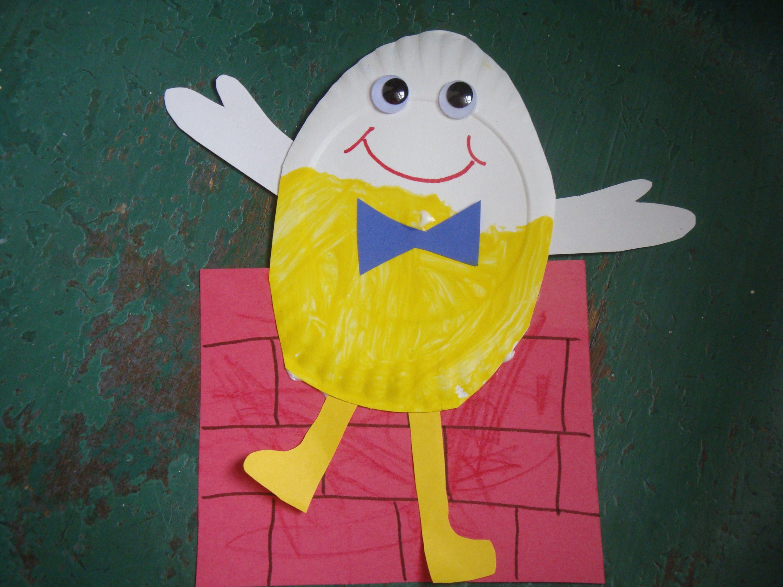 Our Humpty Dumpties Fairy Tale Amp Nursery Rhyme Month We