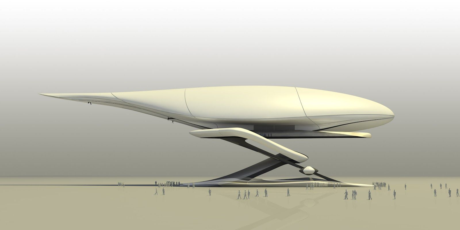 Here We Cover Some High Tech 21st Century Airships Meant