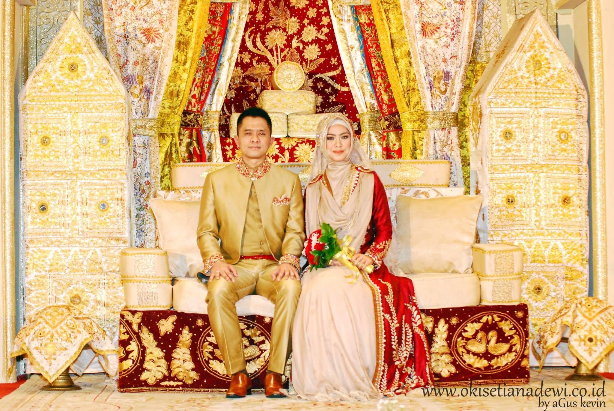 Indonesia, islamic wedding minang tradition islamic