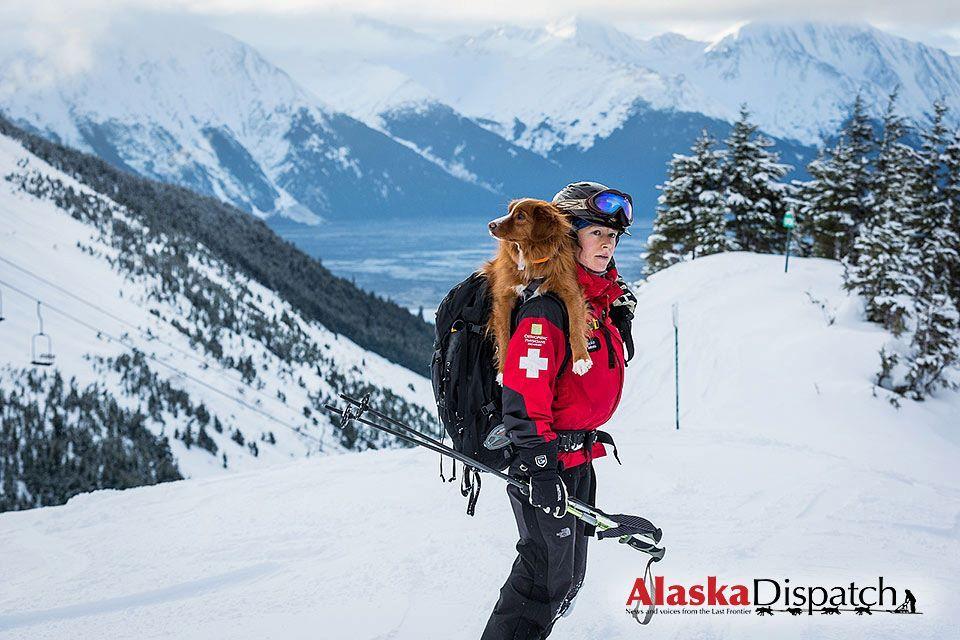 Alaska Dispatch Alyeska Resort Ski Patrol & Avalanche