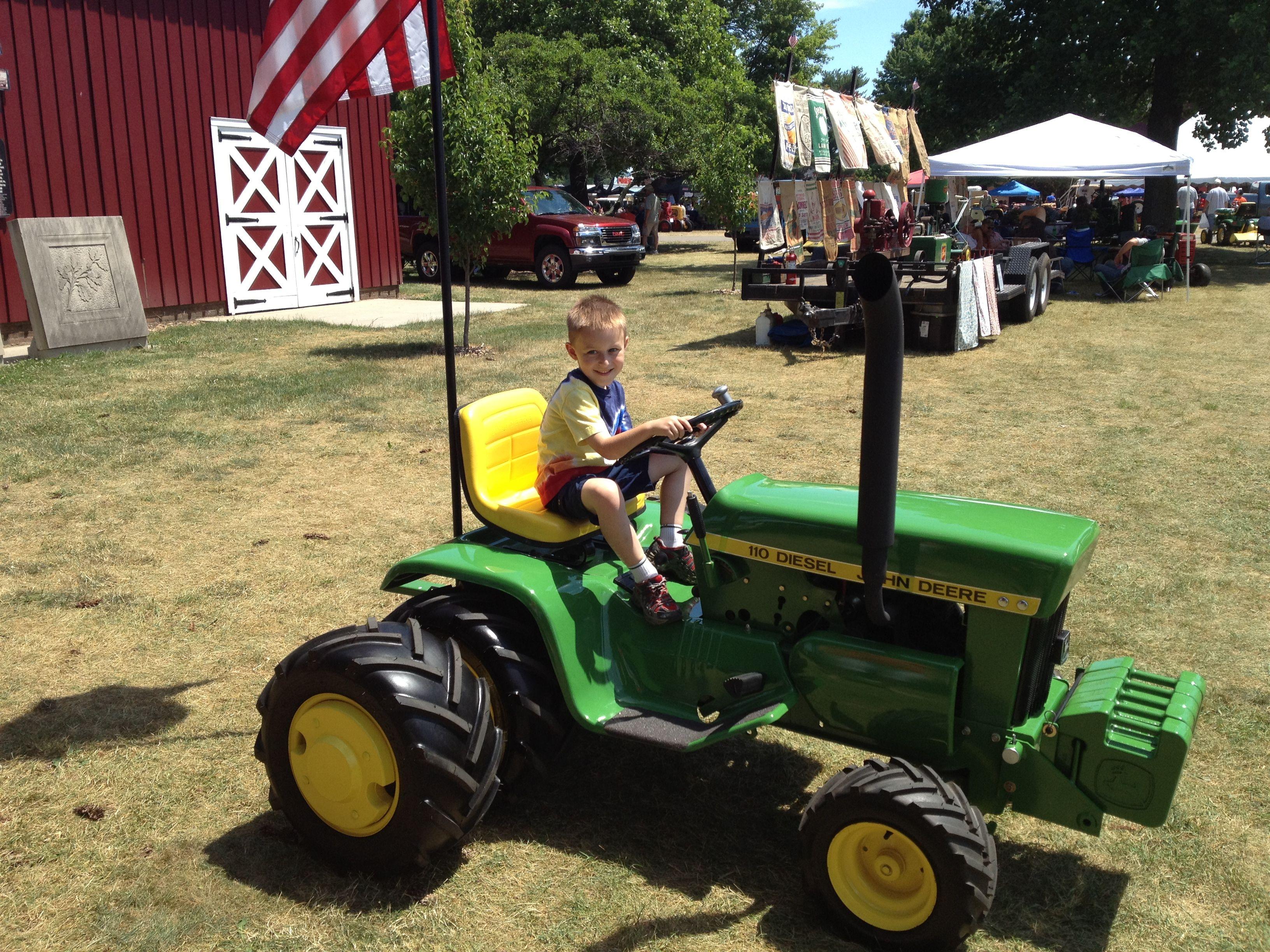 John Deere 110 Diesel Tractors Pinterest Diesel