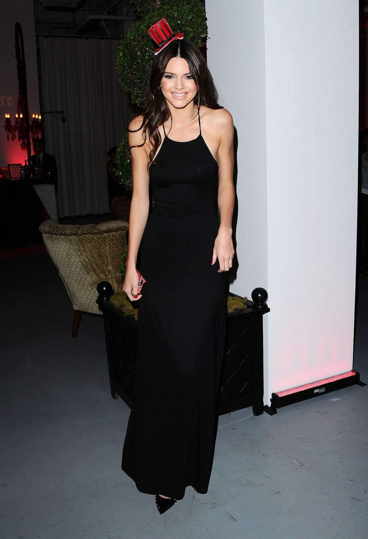 Kendall at Kylie's Sweet 16 birthday party {kendall