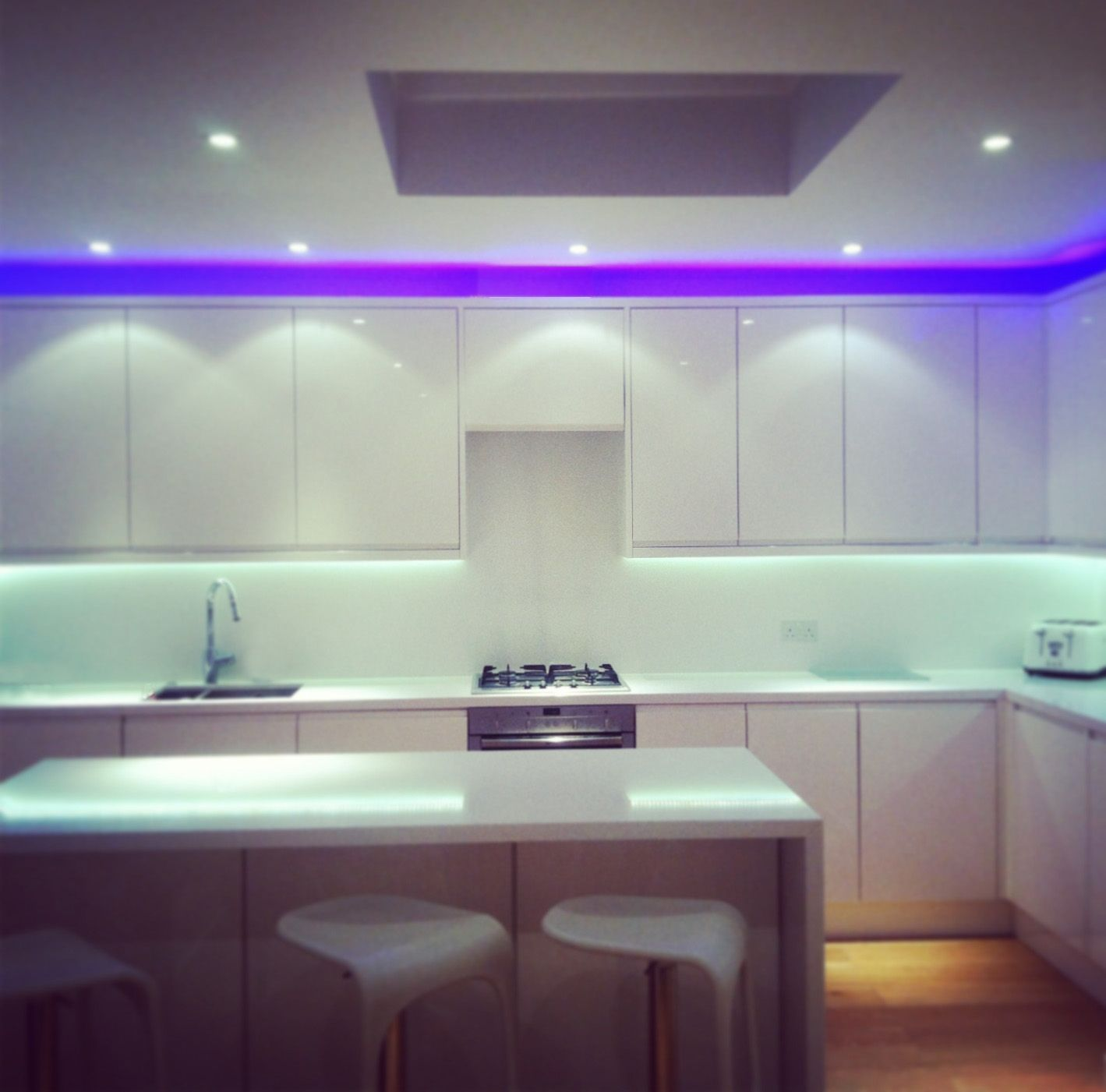 Best Kitchen Gallery: Led Light Bar For Kitchen Ceiling Sinhvienthienan of Led Light Bars For Kitchen on rachelxblog.com