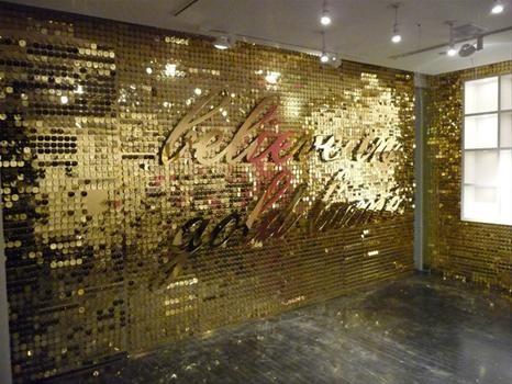 Best 25 Sequin Wall Ideas On Pinterest Silvester
