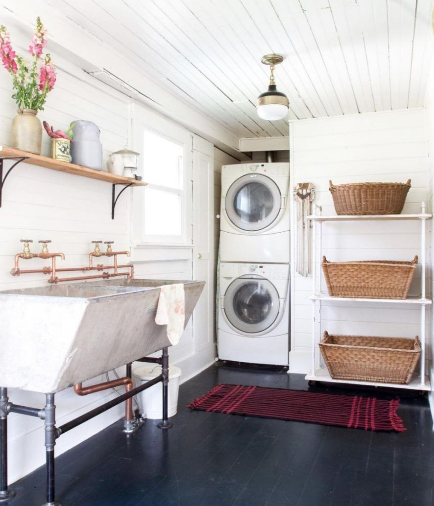 19 laundry rooms that have loads of style Laundry rooms
