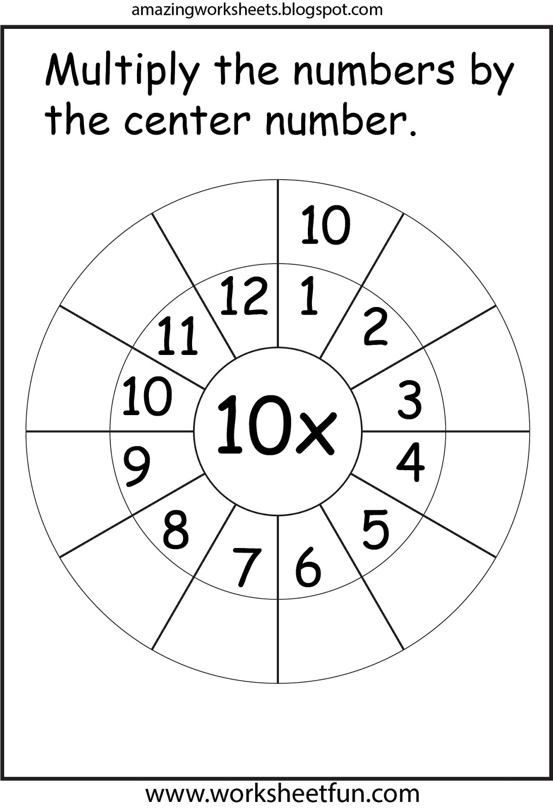 Replace X10 With X5 For Teaching Time Intervals Of 5