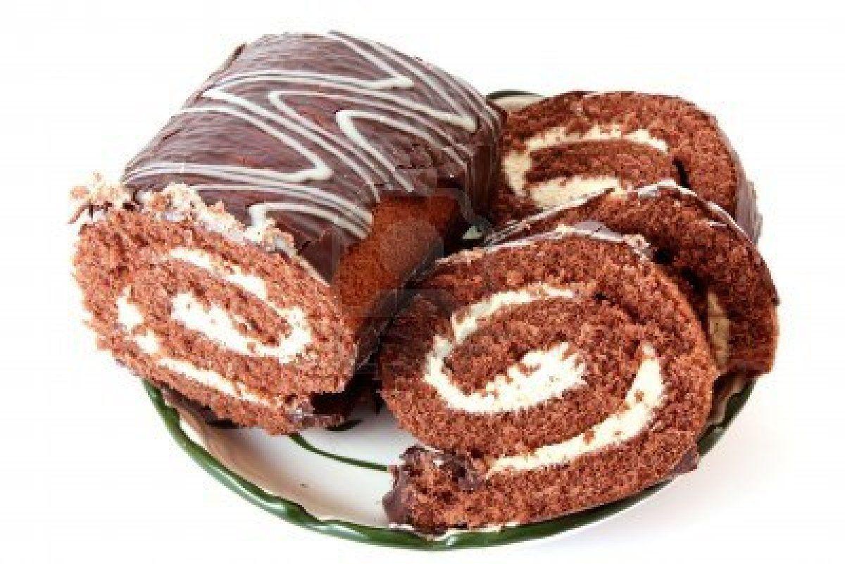 Sri Lankan Tasty Recipes Chocolate Swiss Roll
