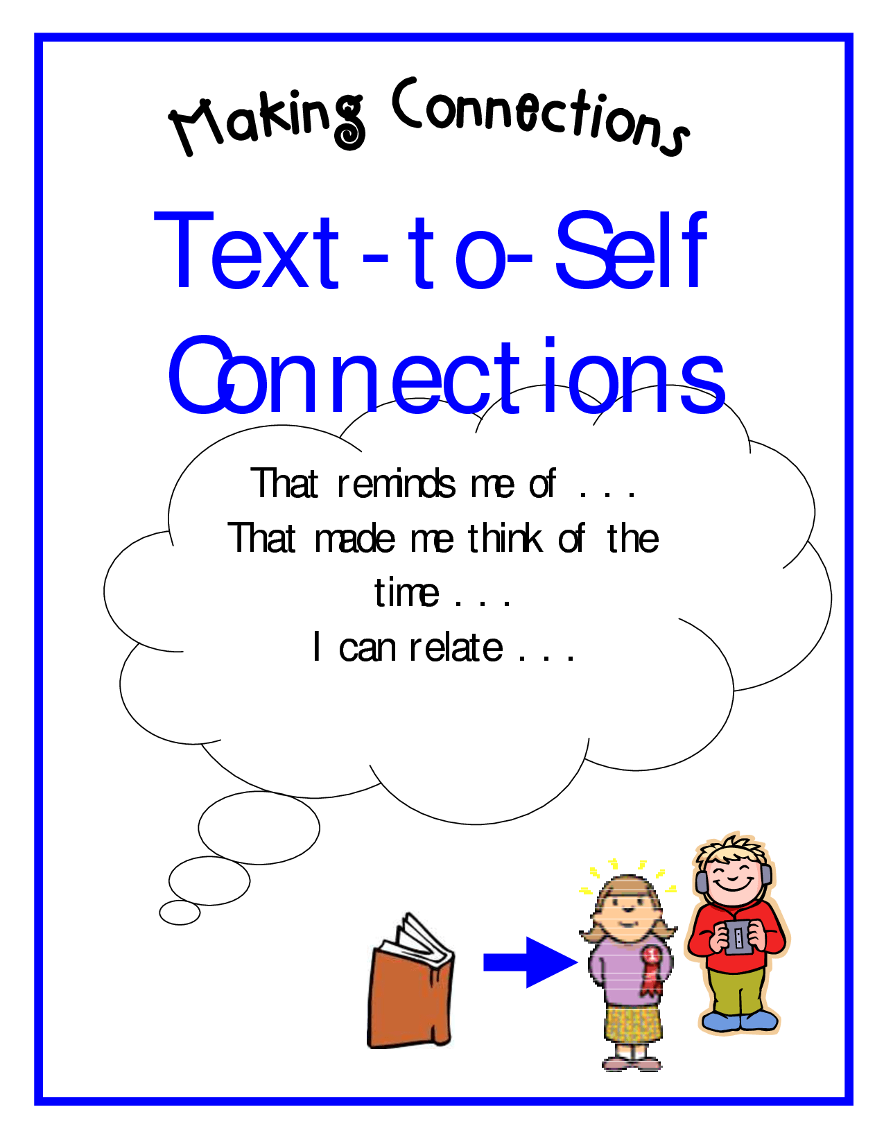 Text Connection