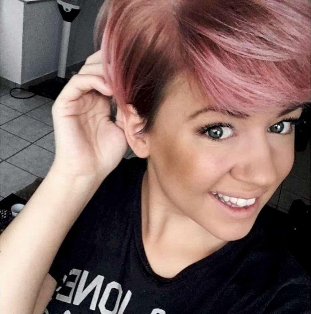 Schn Pink Fotos Frisuren Finden Sie Die Beste Frisur