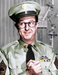 Image result for phil silvers as bilko