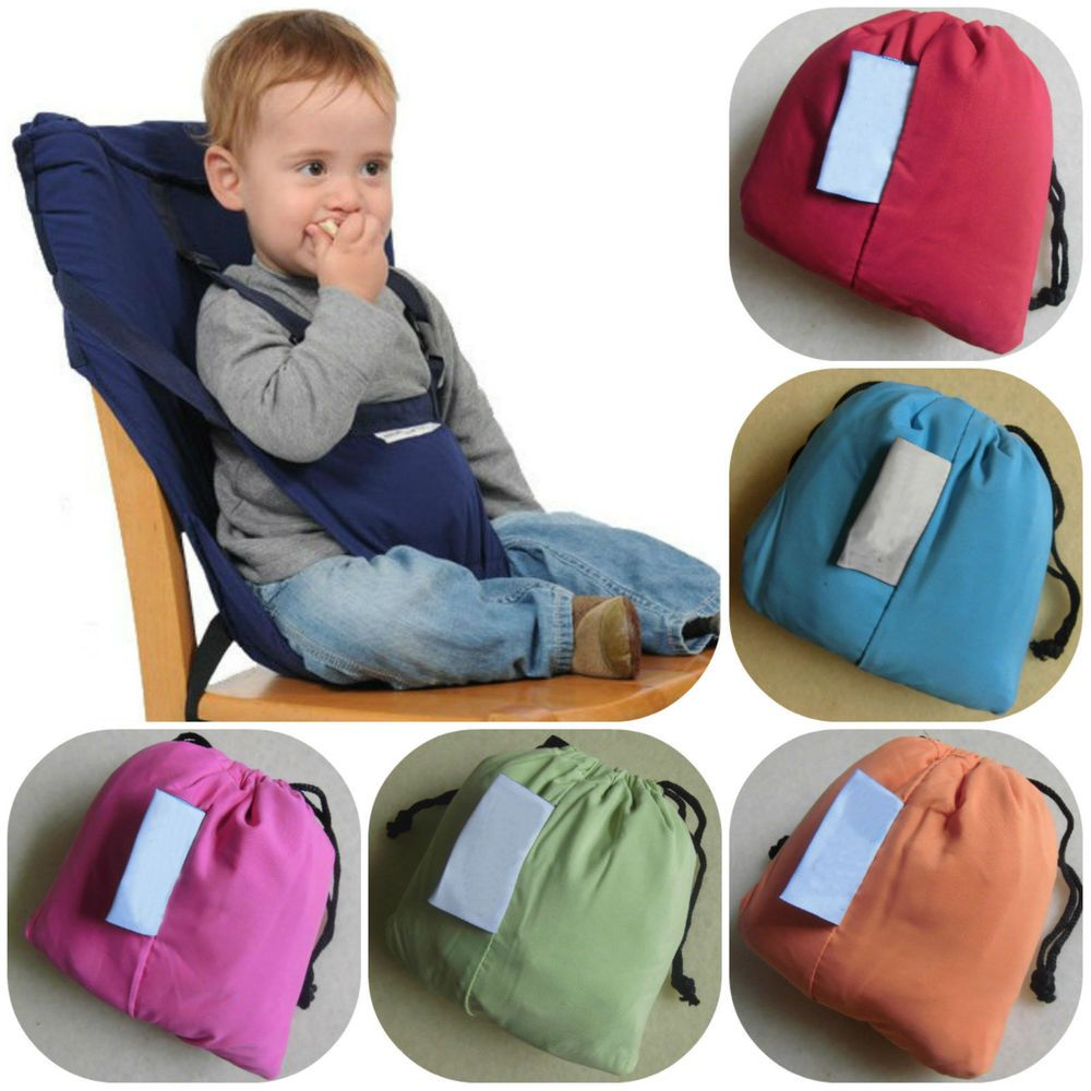 Details about Portable Travel Baby Kids Toddler Feeding