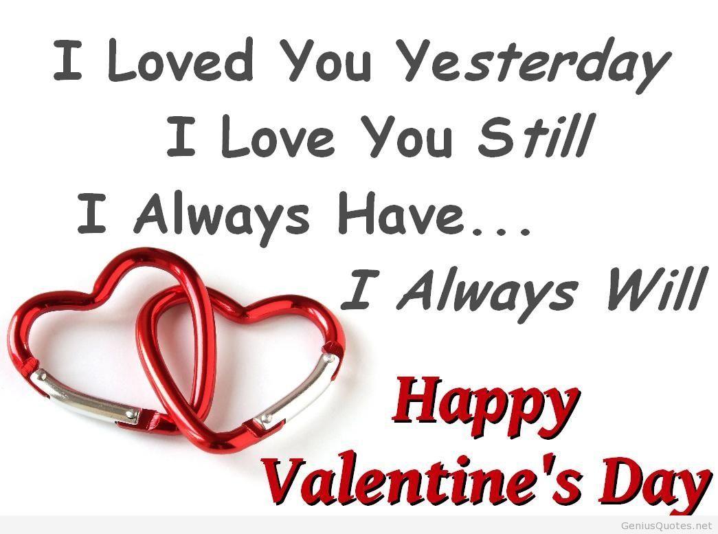 i loved you yesterday.. i love you still.. i always have.. i