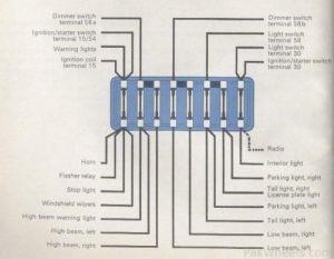 1965 VW Wiring Diagram | 1965 Volkswagen Type1 Beetle DIY
