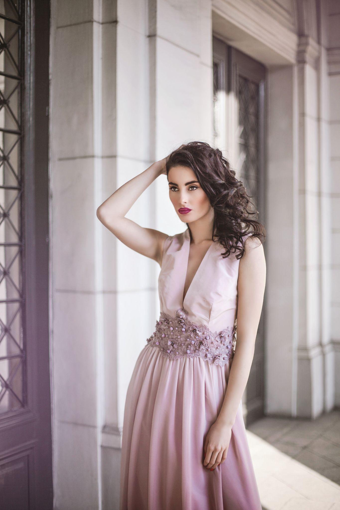 Model Isidora Borovcanin Makeup Maja Koristovic
