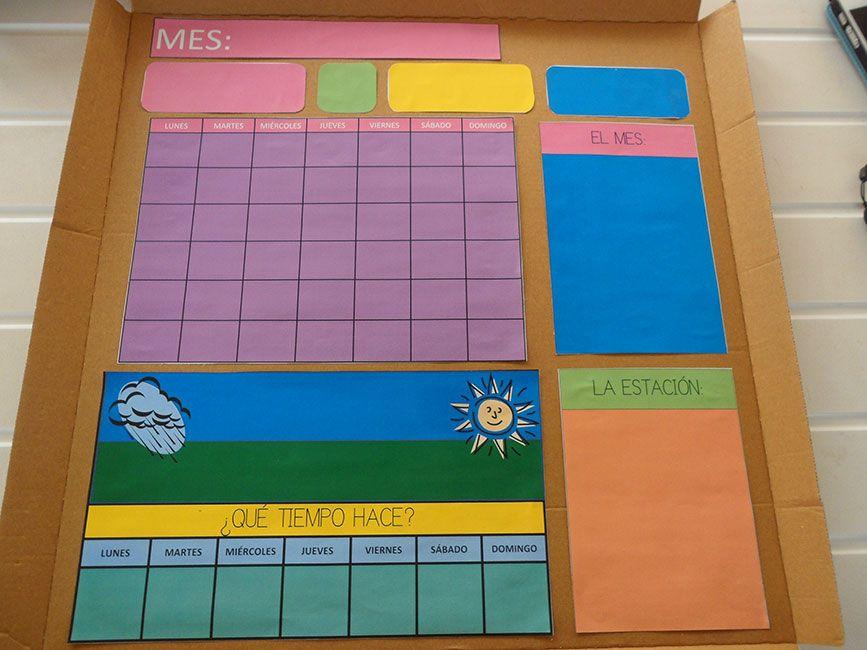 Calendario Anual DIY (Estilo Montessori) (6/6)