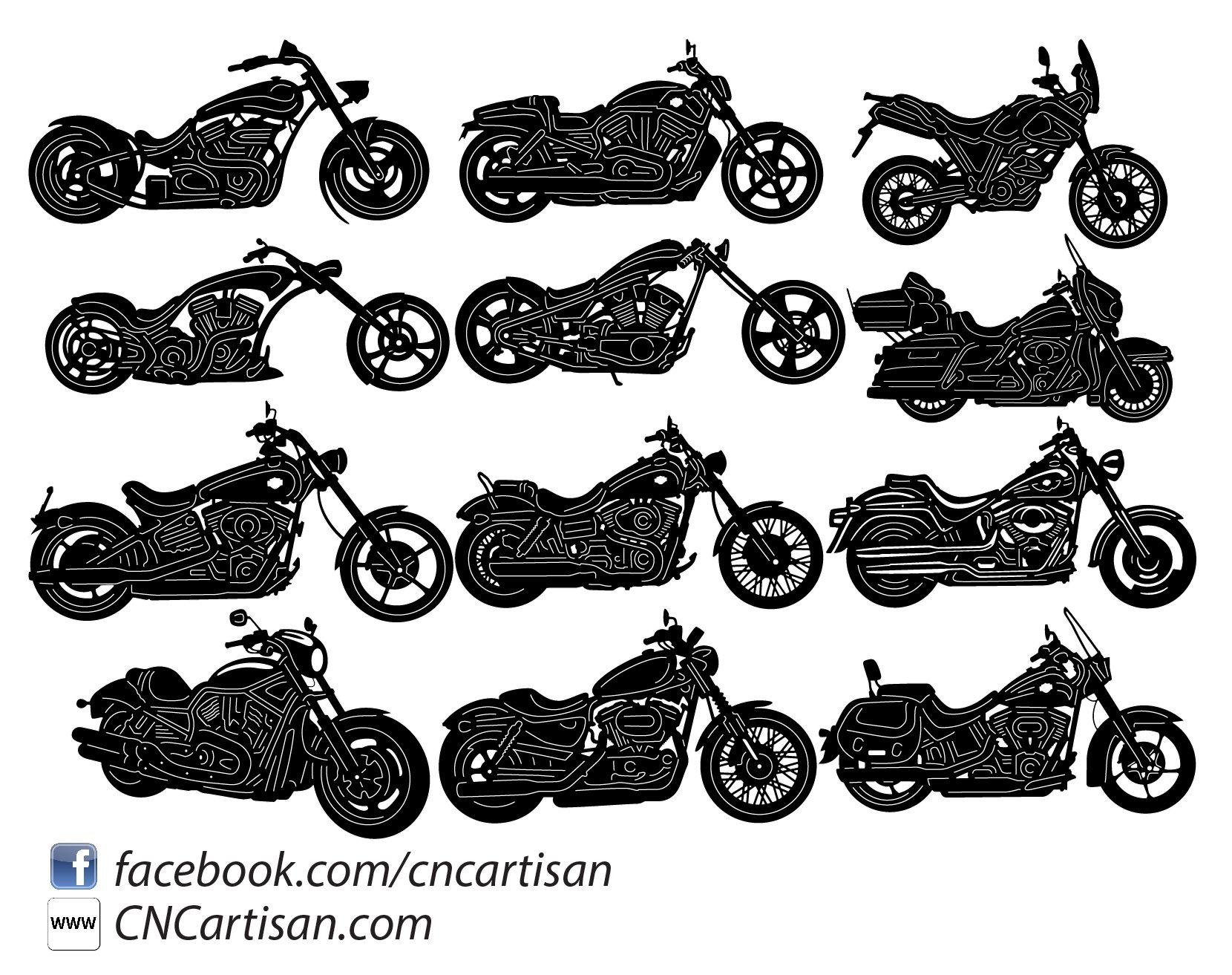 Motorcycle And Chopper Bike