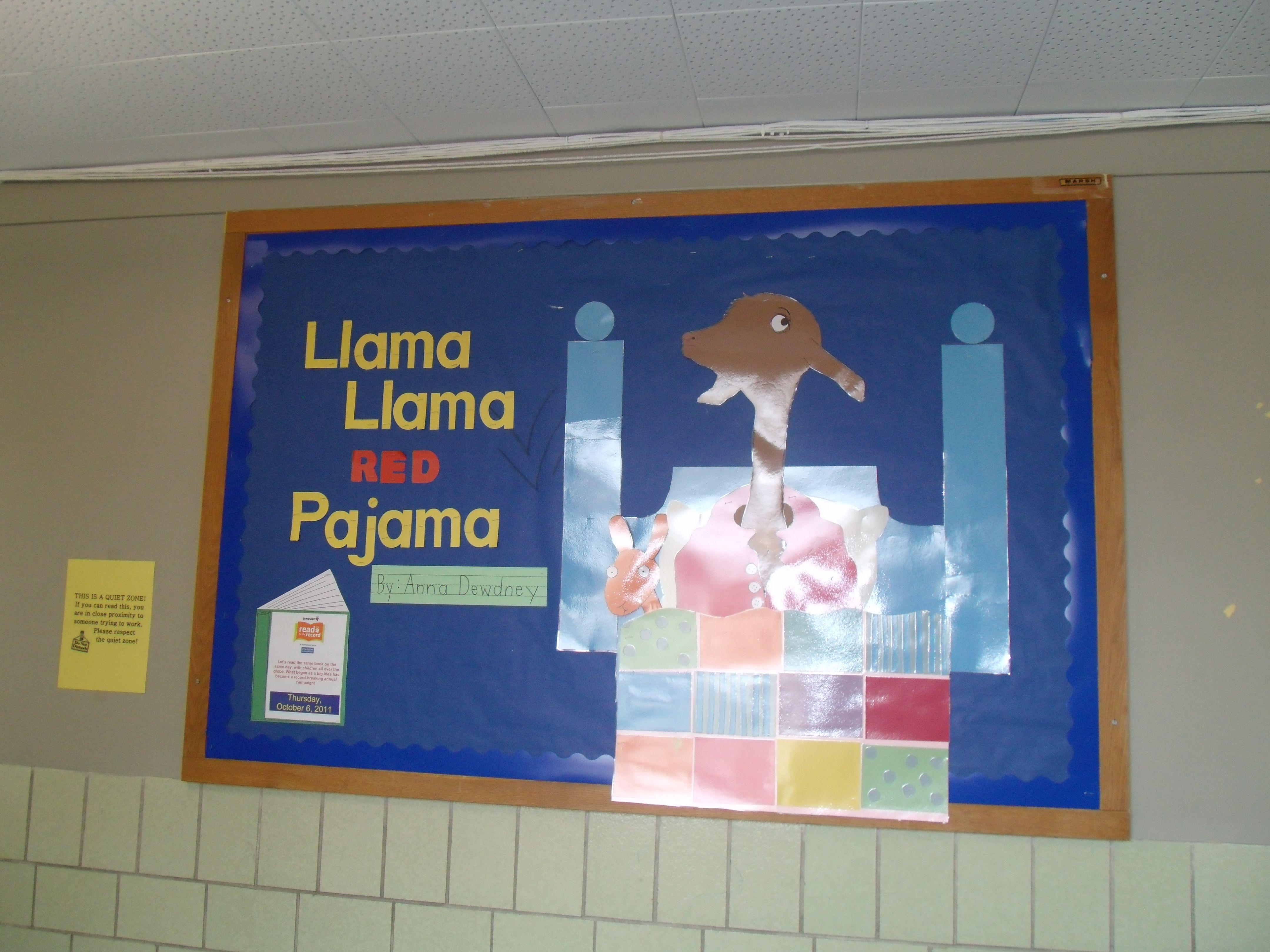 Llama Red Pajama Kindergarten Worksheets Llama Best Free