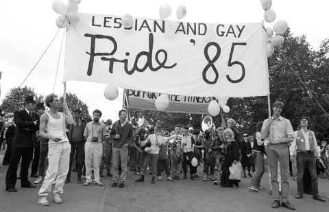 Image result for lgbt history